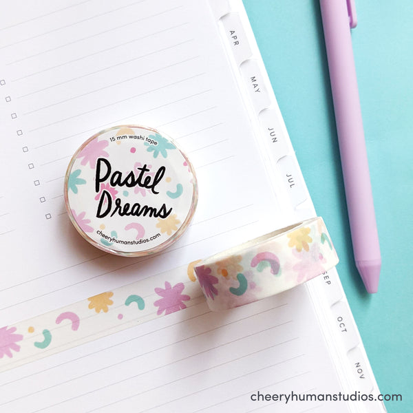 Pastel Dreams - Washi Tape