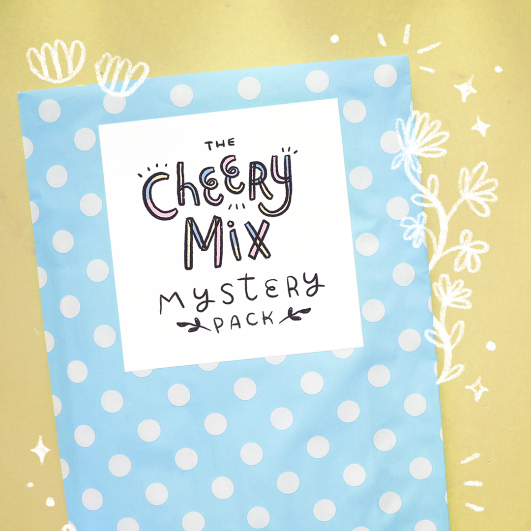 The Cheery Mix Mystery Pack - 6+ Mystery Items Per Pack