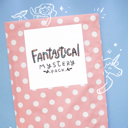Fantastical Mystery Pack - 6+ Mystery Items Per Pack