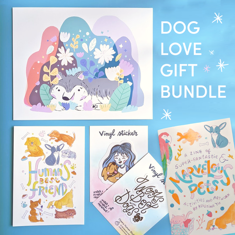 Dog Love Gift Bundle
