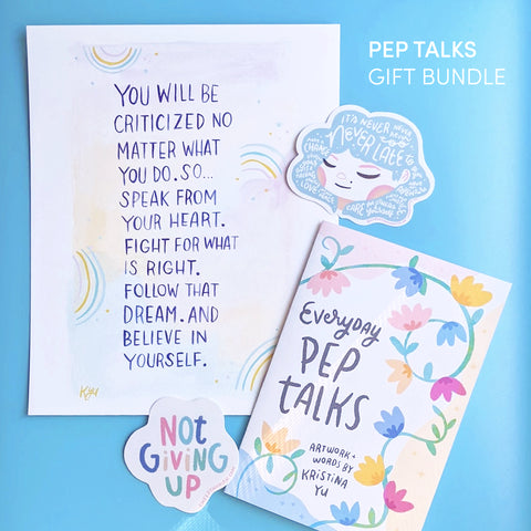 Pep Talk Gift Bundle
