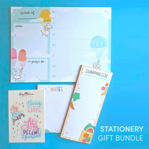 Stationery Gift Bundle