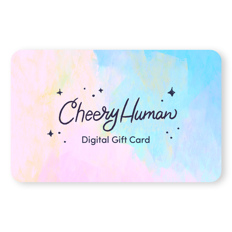 Cheery Human Studios Digital Gift Card
