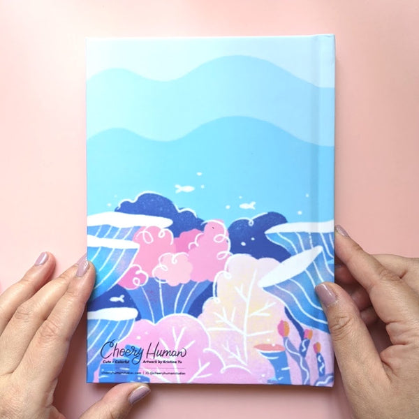 Coral Reef - Hard Cover Journal | Notebook