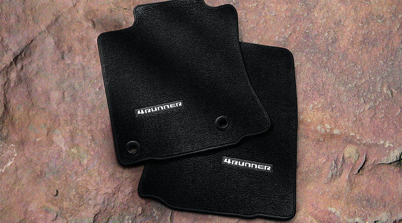 4Runner Carpet Floor Mats - Toyota of Rockwall Parts