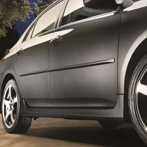 2009-2013 Corolla Body Side Moldings - Toyota of Rockwall Parts