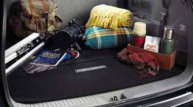 Highlander Carpet Cargo Mat - Toyota of Rockwall Parts