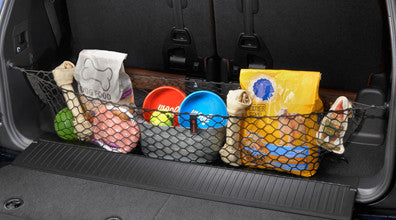 Land Cruiser Cargo Net - Toyota of Rockwall Parts