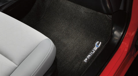 Prius c Carpet Floor Mats - Toyota of Rockwall Parts