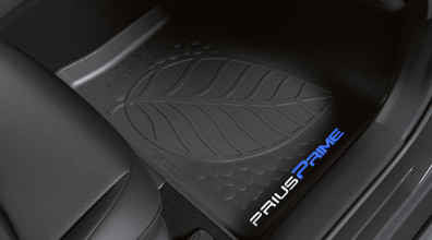 Prius Prime All Weather Floor Liners - Toyota of Rockwall Parts
