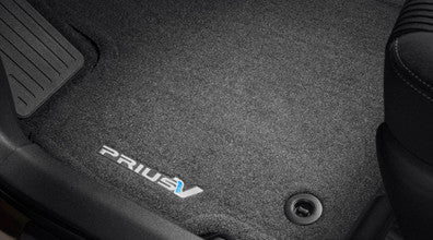 Prius V Carpet Floor Mats - Toyota of Rockwall Parts