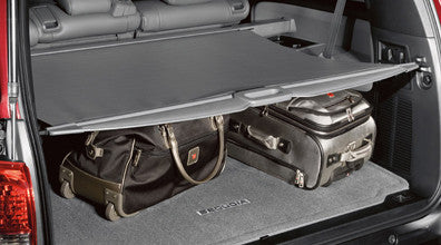 Sequoia Cargo Cover - Toyota of Rockwall Parts
