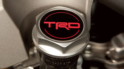 Tundra TRD Oil Cap - Toyota of Rockwall Parts