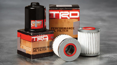 Sequoia TRD Oil Filter - Toyota of Rockwall Parts