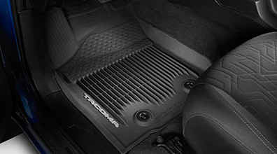 Tacoma All Weather Floor Liners - Toyota of Rockwall Parts