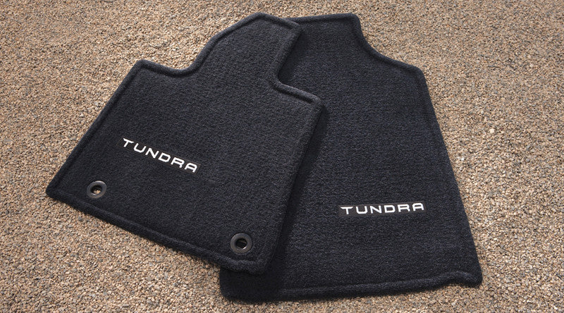 Tundra 1794 Edition All Weather Floor Mats - Toyota of Rockwall Parts