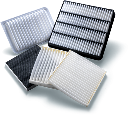 iQ Engine Air Filters - Toyota of Rockwall Parts