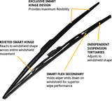 Prius V SightLine Wiper Blades - Toyota of Rockwall Parts