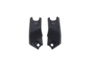 Car Seat Adapters | Black