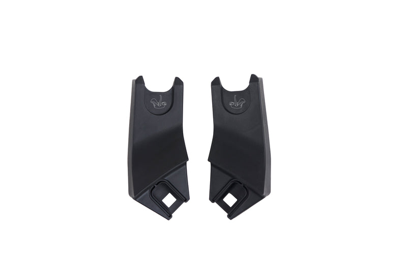 Bumprider Car Seat Adapters | Black