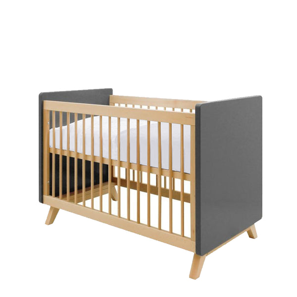 The Deluxe Cot | Slade Grey