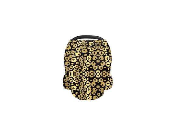 4in1 PREMIUM Cacoon Cover | Cheetah Print