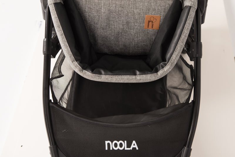 The EliteX2 2in1 Twin Travel System | Lunar Grey 2020 MODEL