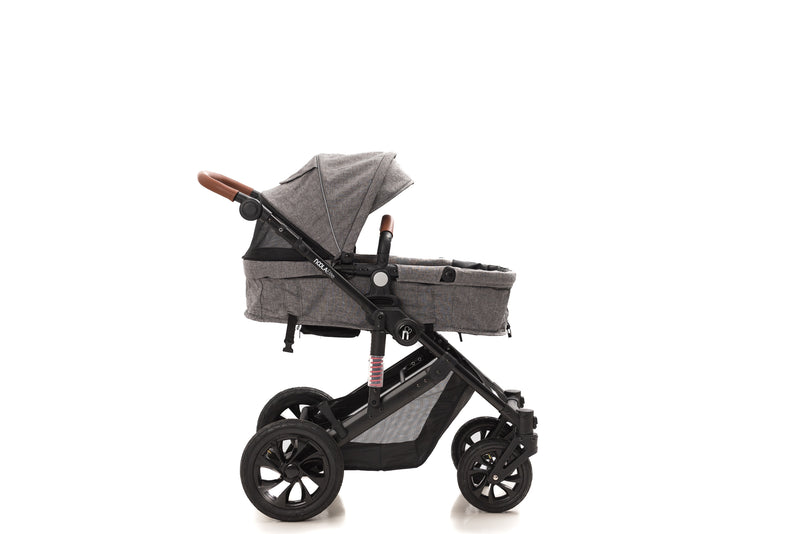 The Elite 2in1 Travel System | Lunar Grey 2020 MODEL