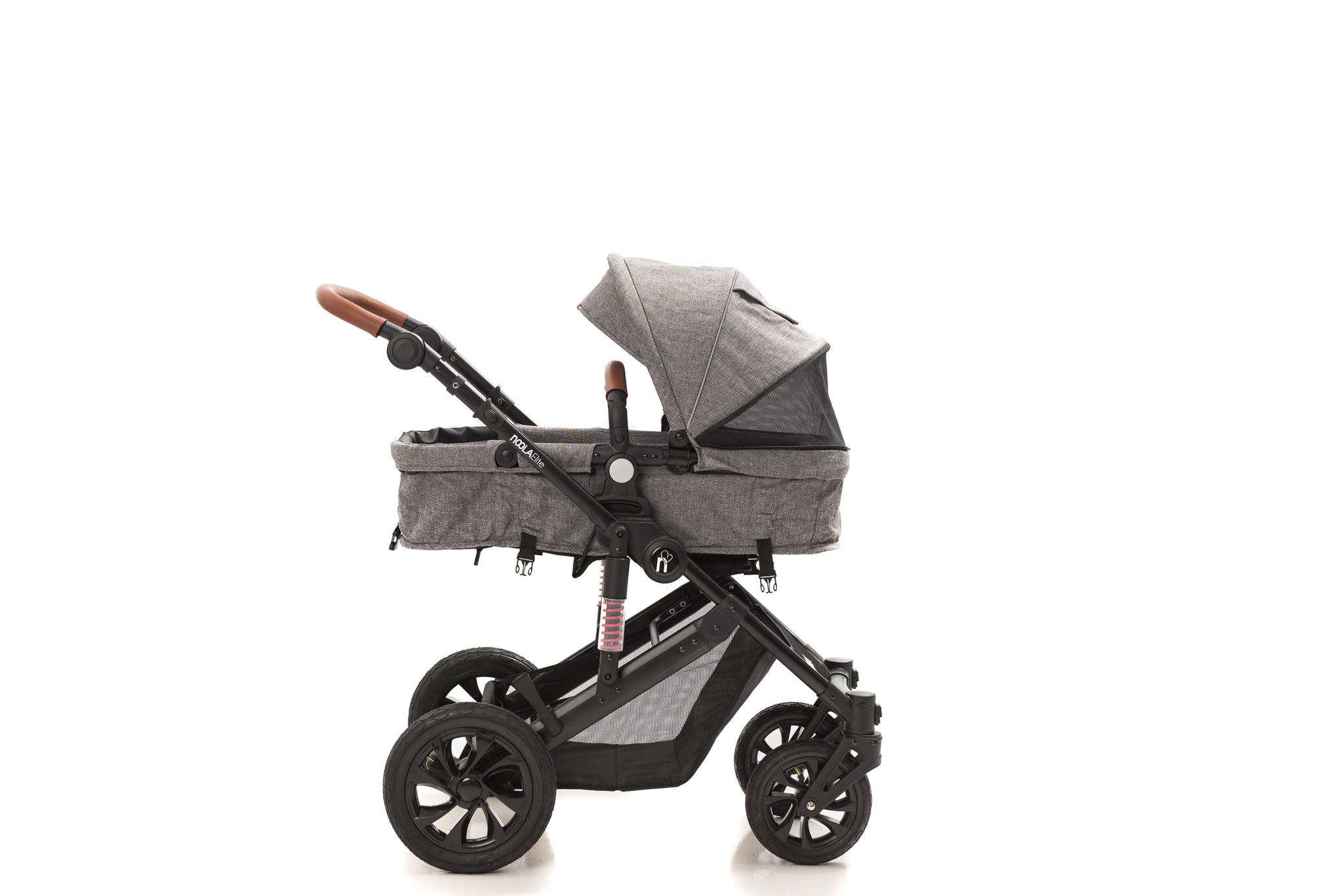 The Elite 4in1 Travel System With New Isize Car Seat