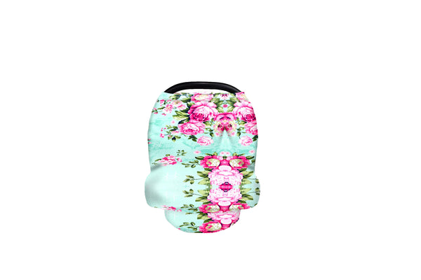 4in1 PREMIUM Cacoon Cover | Floral Brightness