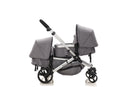 The Duo 4in1 TWIN Travel System | Lunar Grey 2020 MODEL