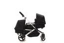 The Duo 4in1 TWIN Travel System | Midnight Black 2020 MODEL