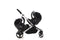 The Duo Travel System Midnight Black | Stroller Only 2020 MODEL