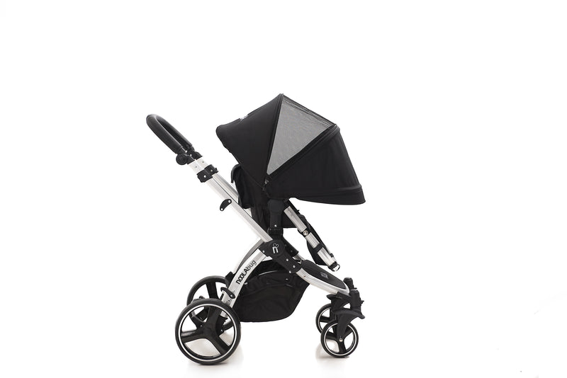 The Bug 3in1 Travel System with iSize | Midnight Black 2020 MODEL