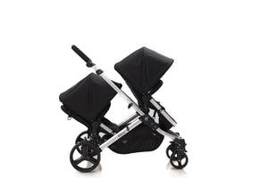 The Duo 4in1 TWIN Travel System | Midnight Black