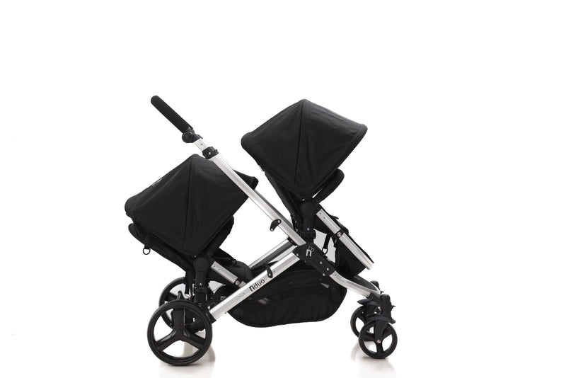 The Duo Travel System Midnight Black |Stroller Only 2020 MODEL