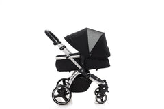 The Bug 4in1 Travel System with ISOFIX BASE | Midnight Black