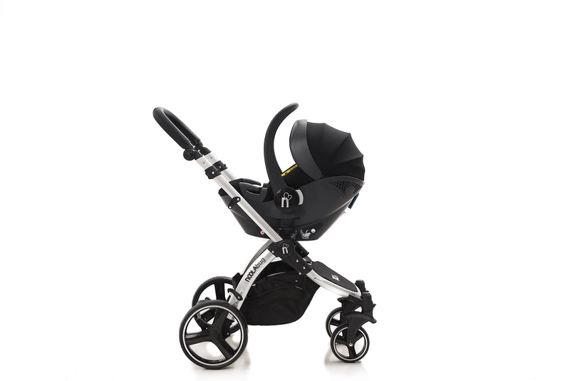 The Bug 4in1 Travel System | Midnight Black & ONE360º 2021 MODEL