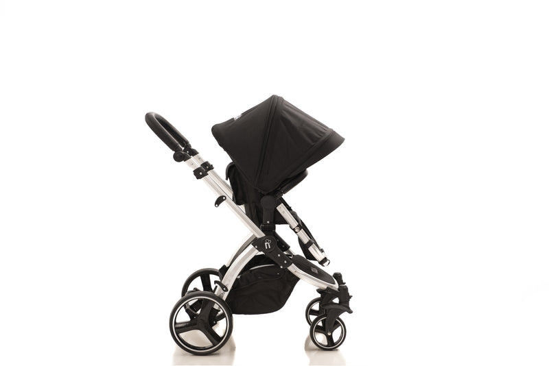 The Bug 4in1 Travel System with ISOFIX BASE | Midnight Black 2021 MODEL