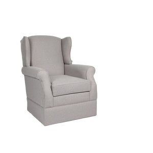 Classic Highback Rocking Chair | Slade Grey