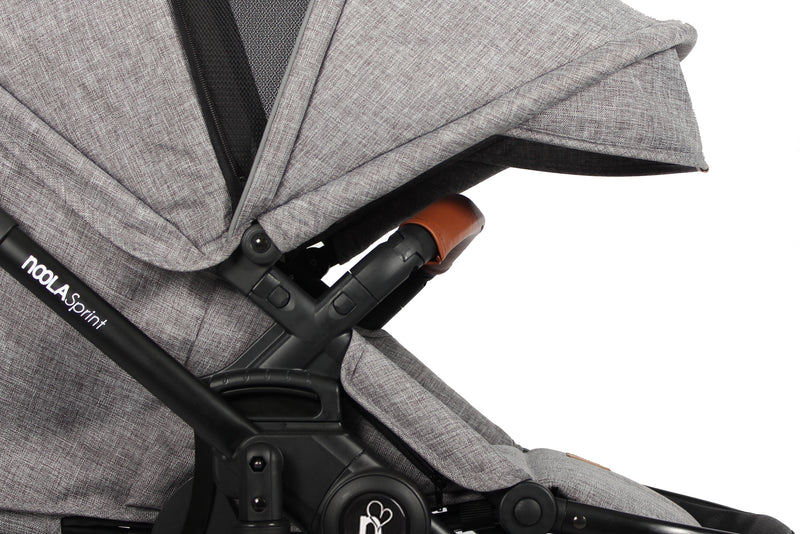 The Sprint 2in1 Travel System 2021 MODEL | Lunar Grey