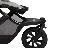 The Sprint 3in1 Travel System with NEW iSize Car Seat