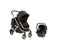 The Duo Travel System Midnight Black | Newborn & Toddler Package 2020 MODEL