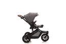 The Sprint 5in1 Travel System with NEW iSize Car Seat & ISOFIX & ONE360º | Lunar Grey 2020 MODEL