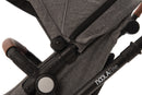The Sprint 4in1 Travel System with ISOFIX 2021 MODEL | Lunar Grey