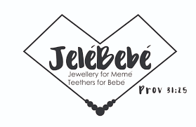 Silicone Teething Beads | GOLD Edition by JeleBebe
