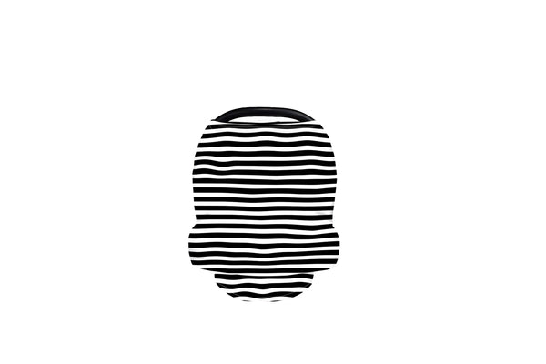 4in1 PREMIUM Cacoon Cover | Black & White Stripes