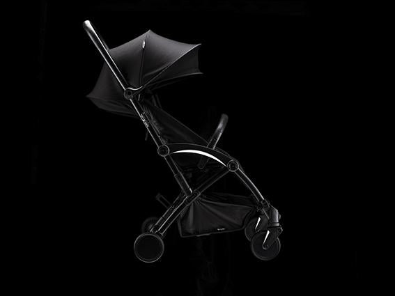 Bumprider Connect Black | Black Stroller