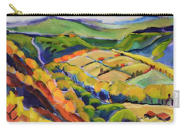 """Valdez Boogie Woogie"" Carryall Pouch"