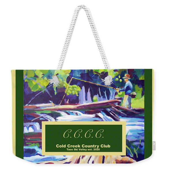 Cold Creek Gold Membership Weekender Tote